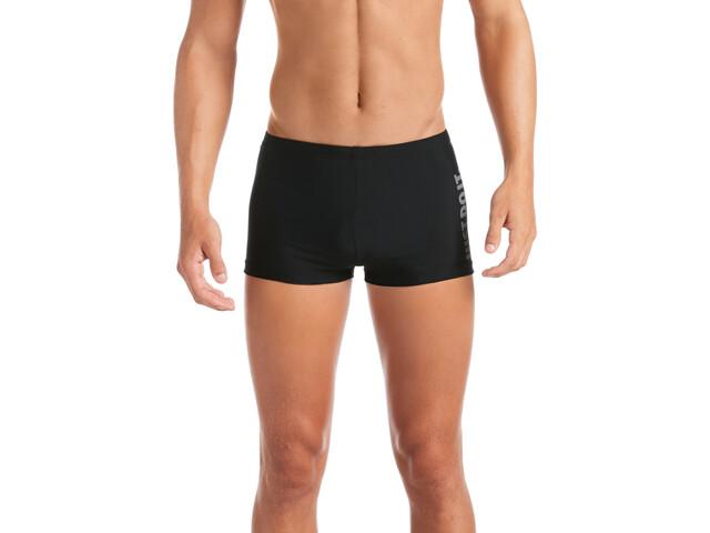 Nike Swim JDI Square Leg Shorts Men black